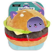 Undercover Squishable Disguise -- Cheeseburger