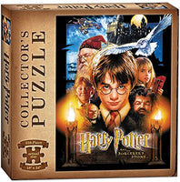 Harry Potter and the Sorcerer's Stone Puzzle- 550 pieces.
