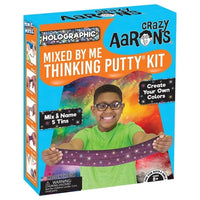 Mixed by Me Thinking Putty Kit -- Holographic