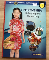 Citizenship: Belonging and Connecting Grade 1 Alberta Curriculm