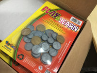 Play 2 learn (Canadian Coins)