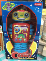 Cosmo Tin Windup Robot