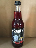 Jones Extreme Sour Black Cherry Soda