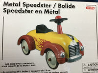 Metal Speedster