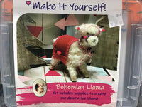 Make It Yourself -- Bohemian Llama