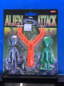 Alien Attack Slingshot