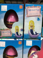 Growing Pet Mermaid Egg