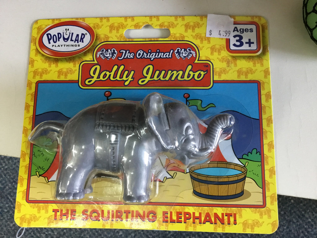 Jolly Jumbo the Squirting Elephant