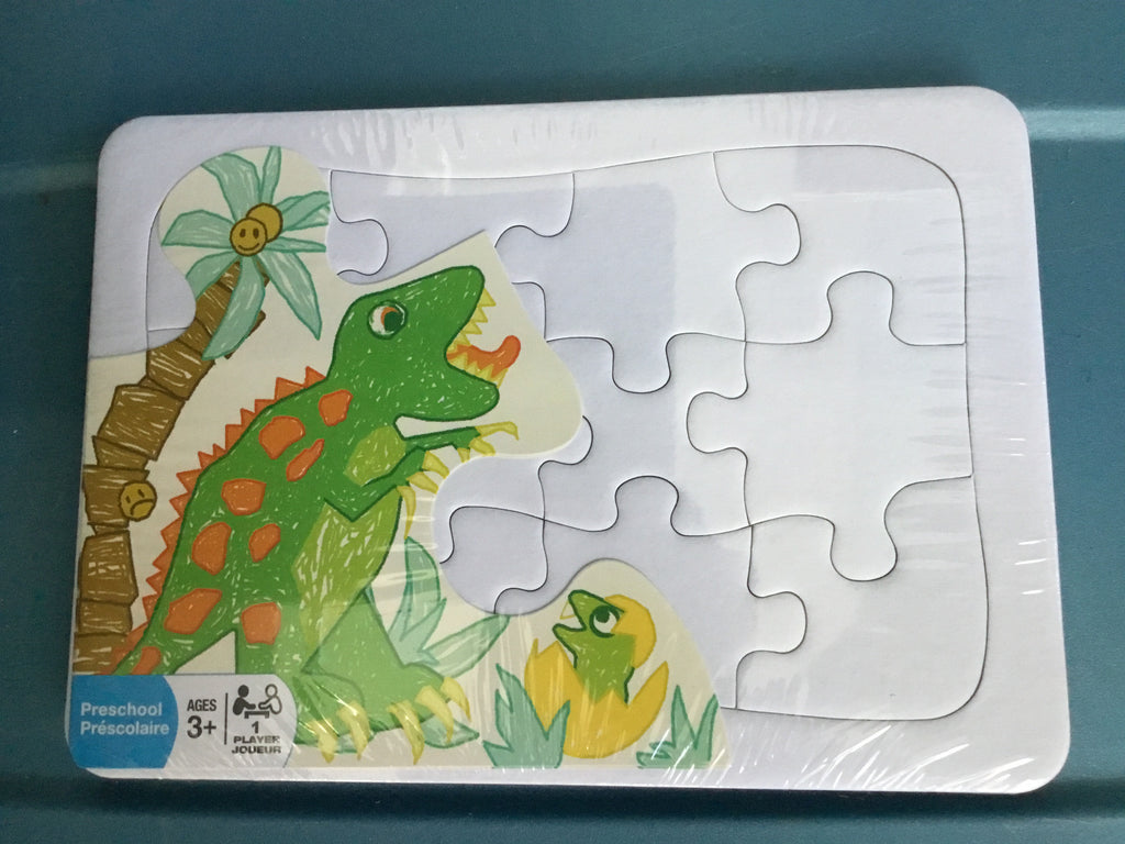 "Create Your Own Puzzle  5"" x 7"""