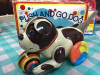 Push n Go Dog