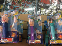 Pez Candy Dispenser -- Phineas and Ferr