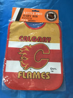 NHL Little Pro Baby Bib — Calgary Flames