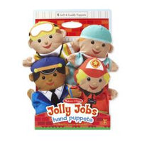 Jolly Helper Hand Puppet