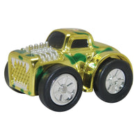 Pull Back Lightning Monster Truck