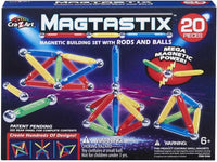 Magtastix 20 Pieces