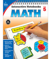 Interactive Notebooks: Math Resource Book Grade 5