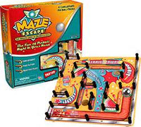 Maze Escape Pinball Game