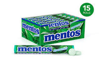 Mentos Spearmint Roll