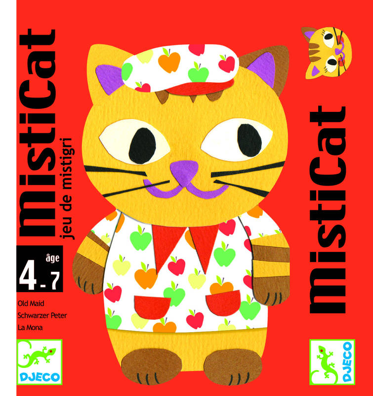 Misticat Card Game