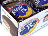 Chocolate Moon Pies