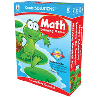 Math Learning Games Grade K