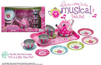 Musical Tea Set -- I'm A Little Teapot