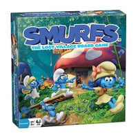Smurfs The Lost Village Game