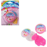 Unicorn Poo Slime Putty