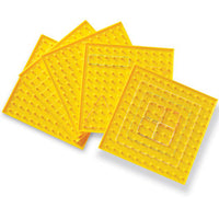 Geoboard: 11 x 11 Pin, Set of 5