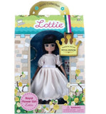 Lottie -- Royal Flower Girl