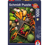 Superfood Puzzle- 1000 pieces