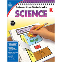 Interactive Notebooks: Science Resource Book Grade K