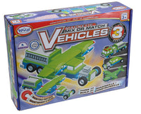 Mix or Match Vehicles -- Set 3