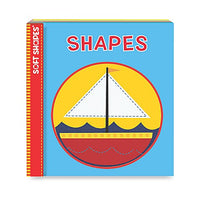 Soft Shapes Shapes Book