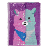 Llama Sequin Journal
