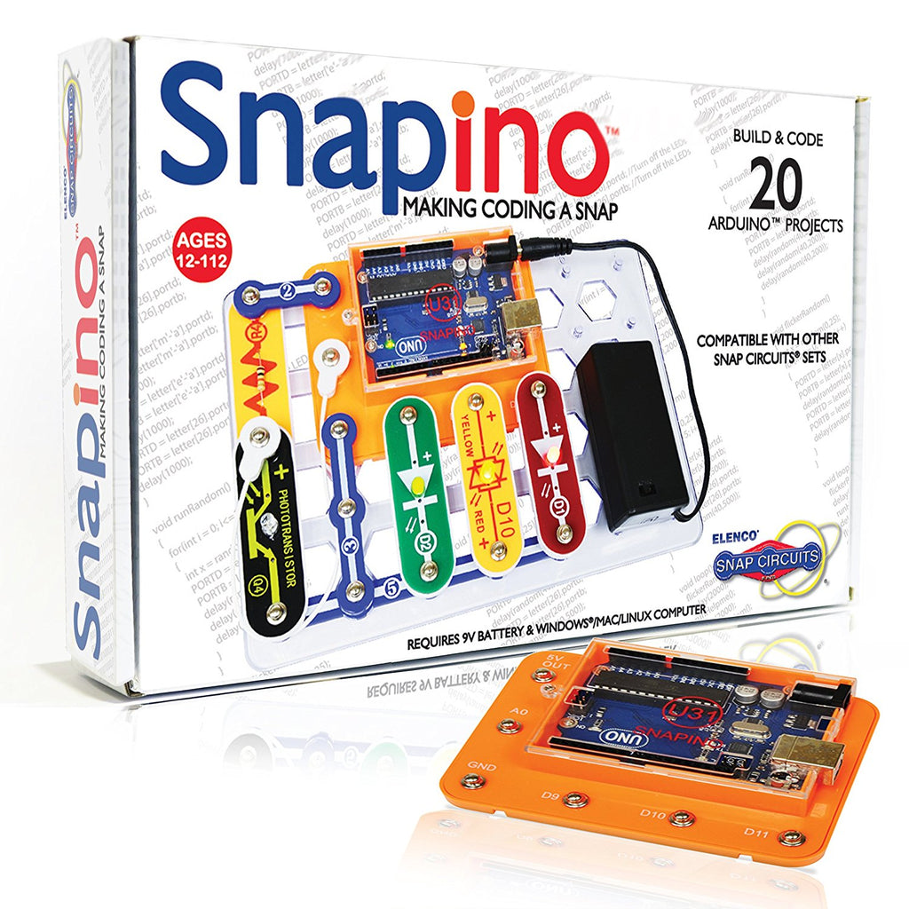 Snap Circuits® Snapino™