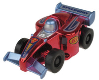 Pull Back Speed Way Racers Red