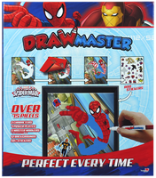 Drawmaster -- Spiderman (Small 3)