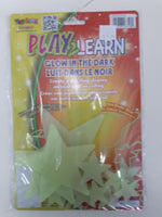 Play & Learn Glow in the dark stars