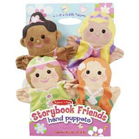 Storybook Friends Hand Puppet