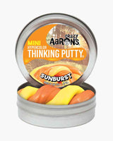 Mini Thinking Putty  -- Sunburst