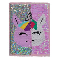 Unicorn Sequin Journal