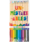 Un-Mistakables Erasable Colored Pencils (12)