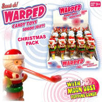 Warped Christmas Candy Toy
