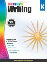 Spectrum Writing - Grade K