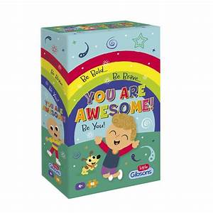 """You are Awesome""- 48 piece Jigsaw puzzle"