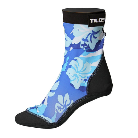 Tilos 2.5mm Neoprene Socks - Print Colors