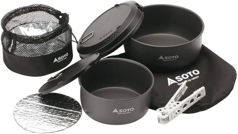 Soto Outdoors Navigator Cook Set