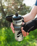 Dawn to Dusk Aqua Flow Water Bottle w/ Dirt Mask