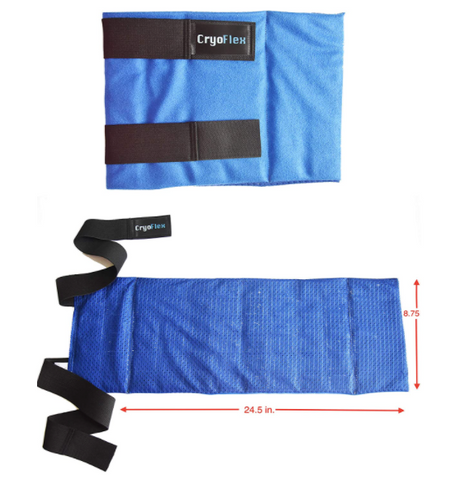 CryoFlex Reusable Universal Ice Wrap